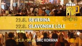 Dani piva Karlovac 2015