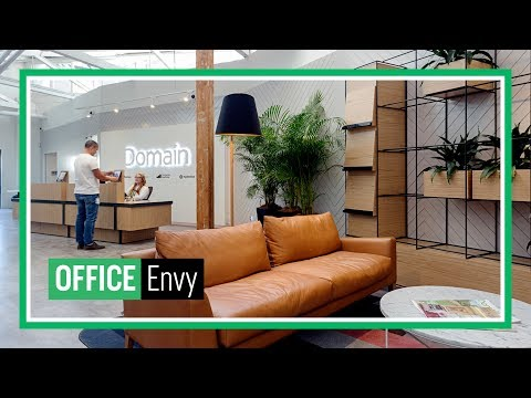 Domain's Sydney office | Office Envy