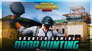 PUBG MOBILE   BACK TO BACK CHICKEN DINNER & AIRDROP HUNTING :)