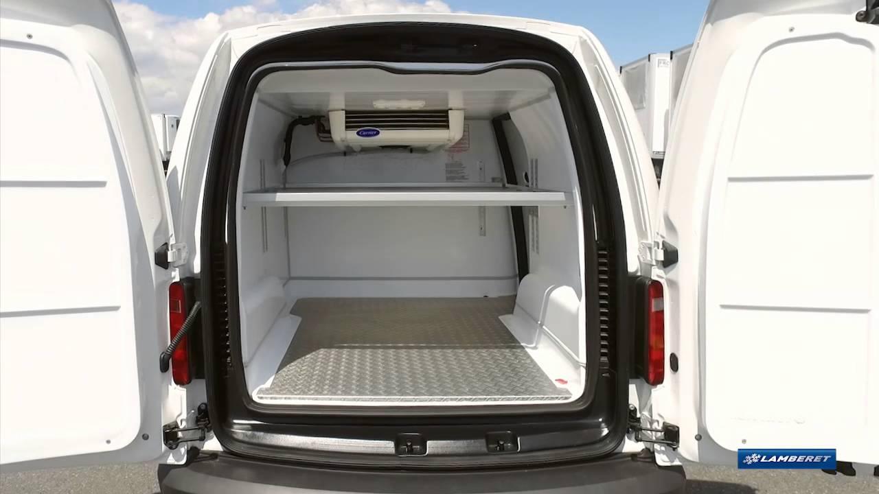 a8d38c6f1c VOLKSWAGEN Caddy refrigerated van - YouTube