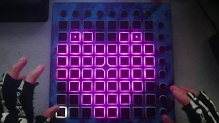 """J Balvin feat Willy William """"Mi Gente"""" - launchpad cover (project file)"""