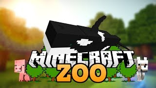 Sea World | Wie baut man einen Zoo in Minecraft deutsch | Minecraft Zoo bauen deutsch