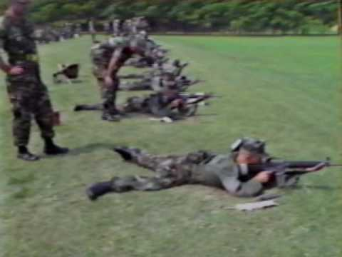 Marine Corps Recruit Depot Parris Island South Carolina