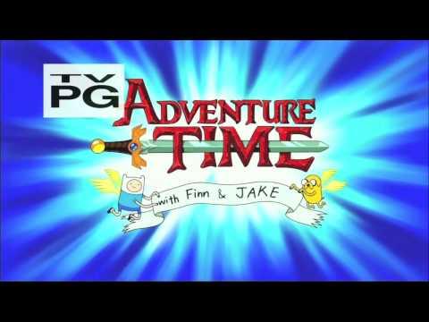 Adventure Time Theme Song w Lyrics