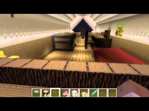 Minecraft Conestoga Wagon Video Project - Medium