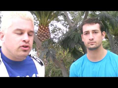 San Diego Padres Joe Wieland & Daniel Puder