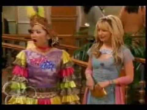 Vanessa on The Suite Life of Zack & Cody