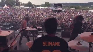 KILLERPILZE live @ Open Flair Festival 2016