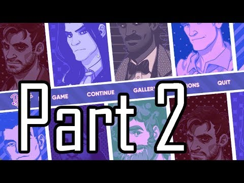 Dream Daddy | Part 2 | O SHIT WADDUP