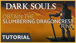 Dark Souls: How to get the Slumbering Dragoncrest Ring