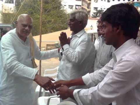 NSUI Nalgonda District President Uday Chandar Reddy