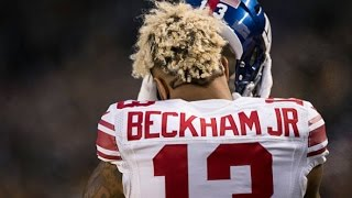 "Odell Beckham Jr. Highlights 2016-2017 ""Blessed Up"" ᴴᴰ"