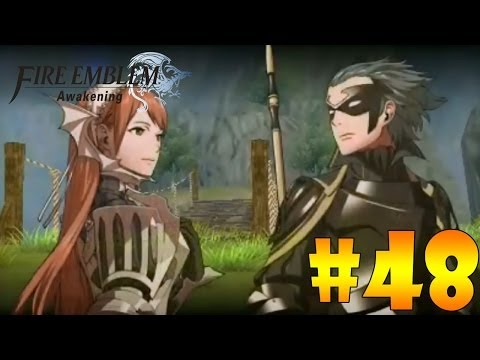 "Fire Emblem Awakening | Walkthrough Español | Parte 48 ""Gerome el Wyvern solitario"""