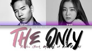 Gambar cover Raiden - 'The Only (Feat. Irene (아이린) of Red Velvet)' (Color Coded Lyrics Eng/Rom/Han/가사)