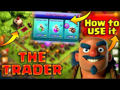 THE TRADER ! How to use it ?