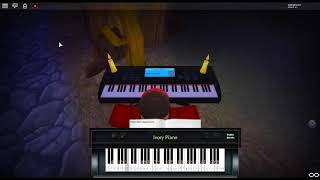 Falling Down - Lil Peep & XXXTentation on a ROBLOX piano. [Revamped]