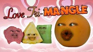 Annoying Orange - LOVE TRI-MANGLE (feat. Jess Lizama, Joe Nation, & Kevin Brueck)
