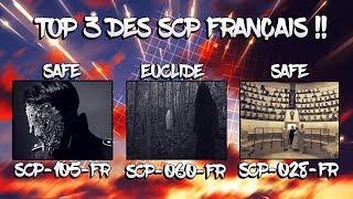 TOP 3 DES SCP FRANÇAIS   Ninjaxx