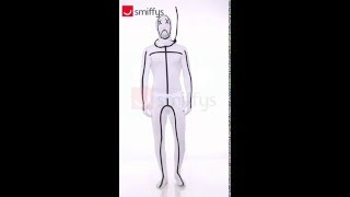 Hangman Second Skin Suit with Noose Costume - KARNIVAL COSTUMES TV