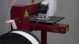Afinia H480 3D Printer Setup Overview