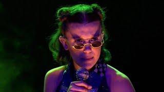 Millie Bobby Brown RAPS Epic Recap Of Stranger Things Season 1