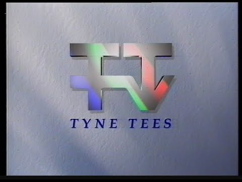 2 June 1992 Tyne Tees - Angels, ads & News at Ten