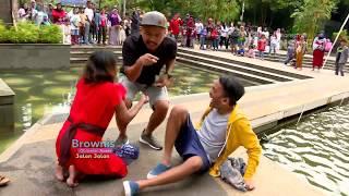 BROWNIS - Romantis! Wendy Dan Annabelle Jalan Jalan Ke Bandung (10/2/18) Part 2