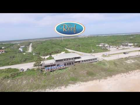 Aerial View of Reef Restaurant: St. Augustine Restaurant on the Water