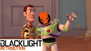 ESOSCHELETRI, ESOSCHELETRI OVUNQUE - Blacklight: Retribution (Gameplay, Walktrough) ITA - #1