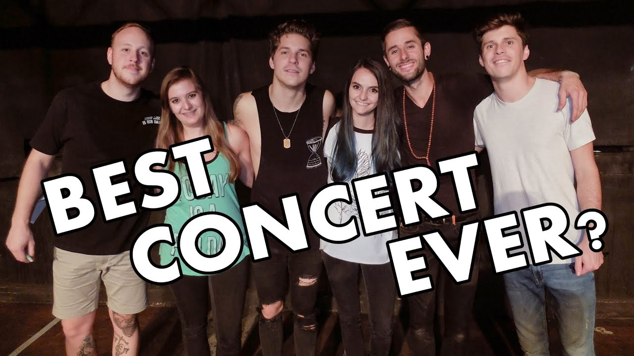 Our last night concert meet and greet experience youtube our last night concert meet and greet experience kristyandbryce Image collections