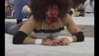 epic obscure match highlights episode 15 bjw mixed gender tag team deathmatch
