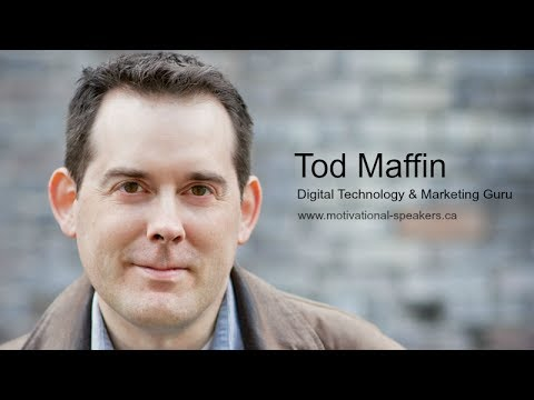 Tod Maffin: Financial Abstraction: What Video Games Can Teach Us | www.motivational-speakers.ca