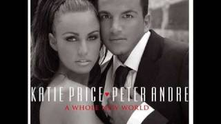 Gambar cover Katie Price & Peter Andre - A Whole New World (Radio Edit)