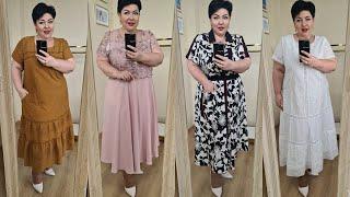 Белорусские летние платья Vittoria Queen Женские платья больших размеров