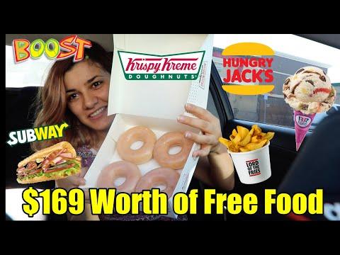 $169 WORTH OF BIRTHDAY FREEBIES   AUSTRALIA