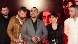 Sıfır Bir filminin oyuncuları gala gecesinde filmi anlattı