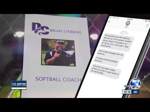 Principal texts support to investigated Douglas County coach