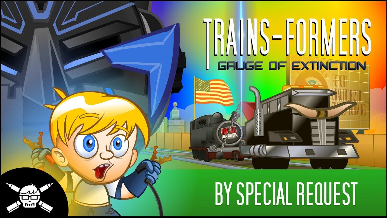 Image result for James Farr Trains-formers