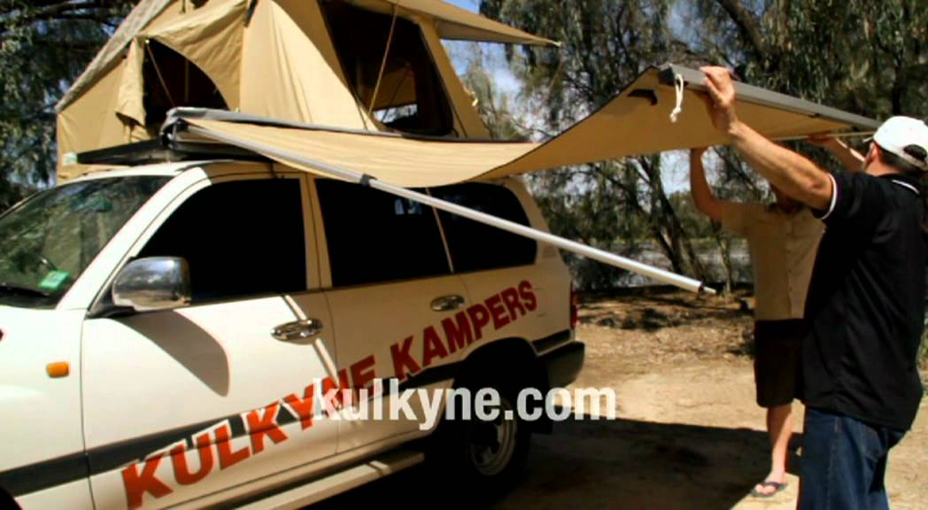 Kulkyne 4WD Side Awning
