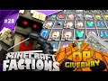 """""""MY OP SKY BASE""""! Minecraft PE Factions Server Let's Play #28[MCPE FACTIONS]"""