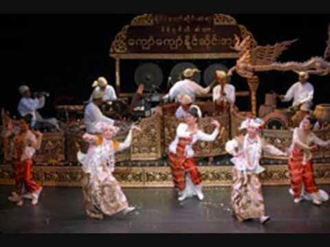 Shwe Mann Tin Maung - Aung Par Sae အောင်ပါစေ- Myanmar dance song