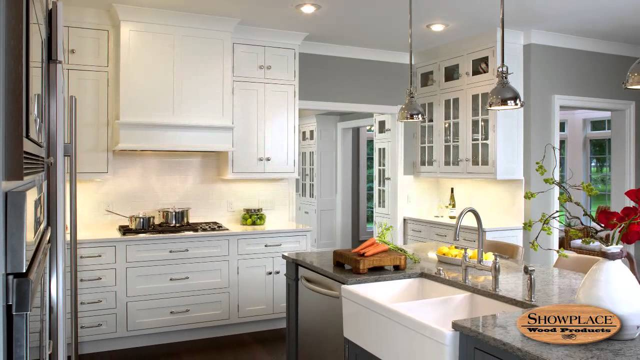 Showplace Cabinetry In Re Imagined Spaces