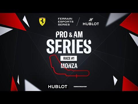 Ferrari Hublot Esports Series - PRO and AM Series - Race #1