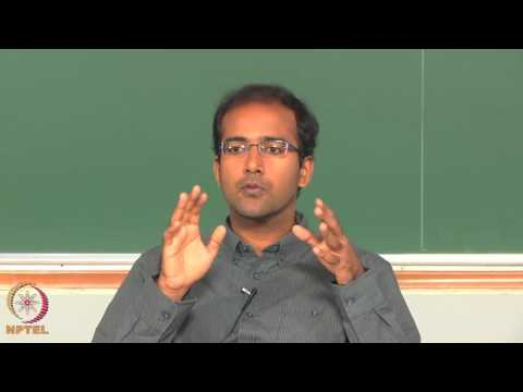 Micro and Nano scale energy transport- Week01lec01