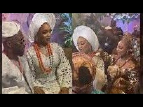 Download Governor Ayodele Fayose' Son Classic Traditional Wedding Ceremony