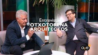 Entrevista Otxotorena Arquitectos | Foro Contract | VITORIA