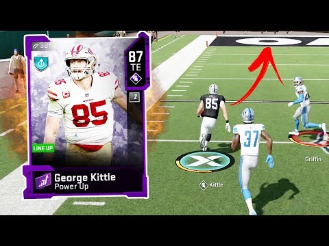 GEORGE KITTLE BROKE HIS ANKLES!! Madden 20 Gameplay