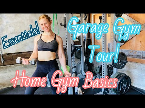 START NOW! How To Easily Build Your Garage Gym | Best Home Gym Equipment 2020