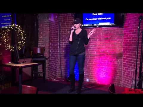 "All Star Karaoke - Mica Hughes - ""All of Me"" - Nov 4 2014"