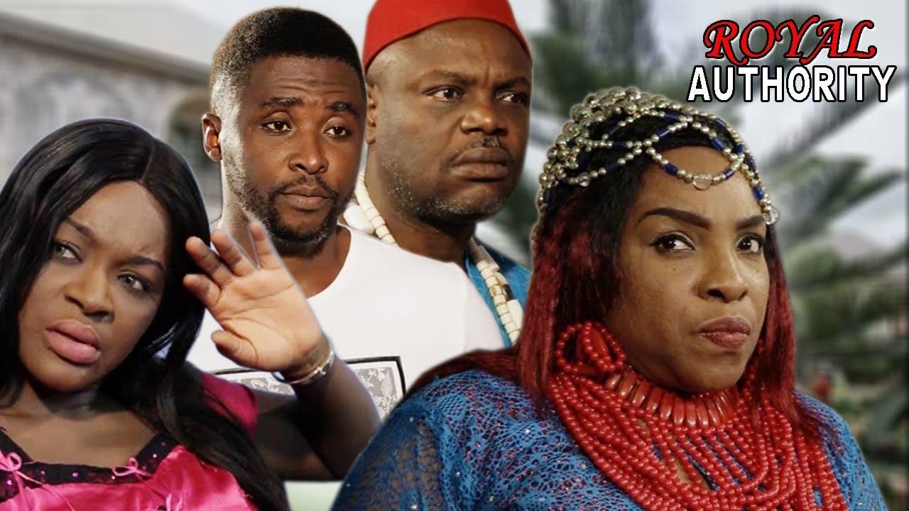 Download Royal Authority 5&6 -  Chacha Eke & Liz Benson Latest 2017 Nigerian Movie /African Movie Full HD